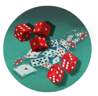 Live Dealer Table Games Involving Dice