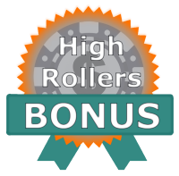 Casino High-Rollers Welcome Bonus