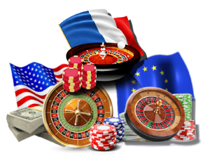 The Main Versions of Roulette at Online Casinos