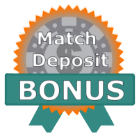 Casino Match Deposit Welcome Bonus