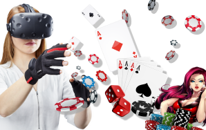 Live Casinos and Virtual Reality Gaming